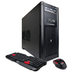 cyberpower business acclaim desktop black cyberpowerpc