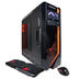 cyberpower gamer supreme desktop blackorange cyberpowerpc